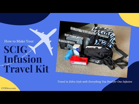 How to Make a SCIG Travel Kit SD 480p