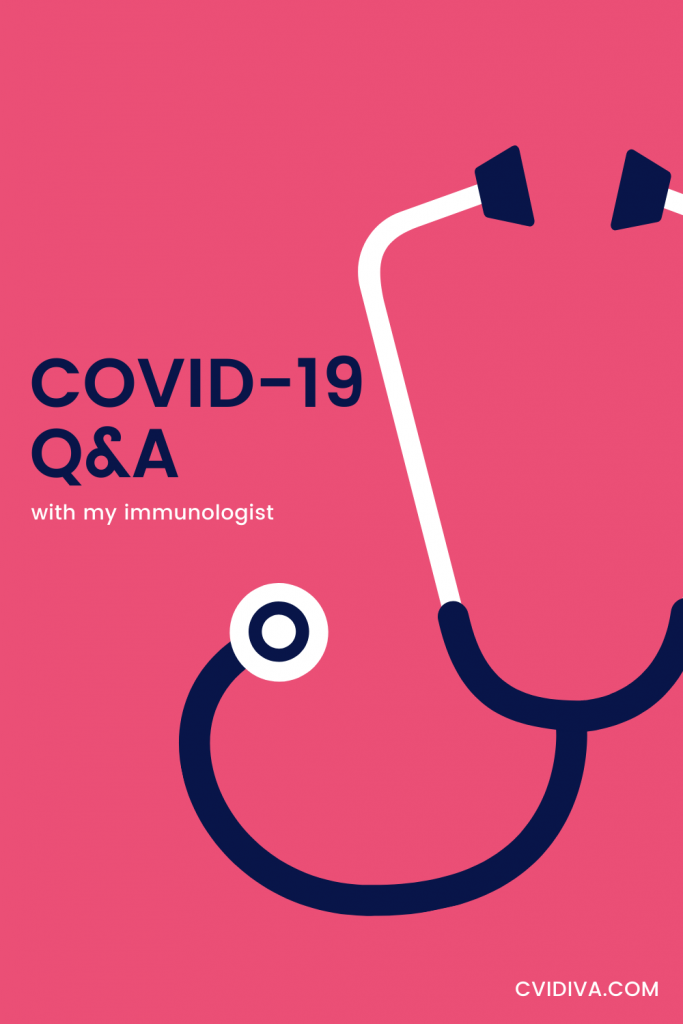 COVID-19 Question and Answer Session