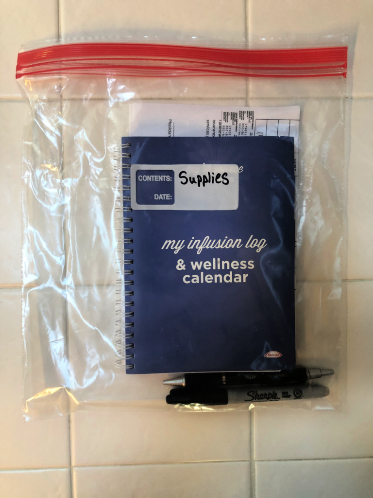SubQ Infusion Kit Other Supplies