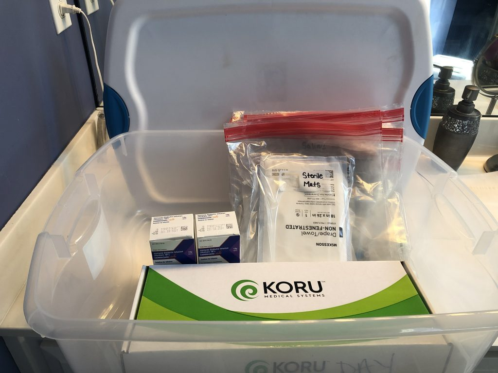 SubQ Infusion Kit